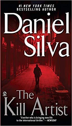 The Kill Artist Audiobook - Daniel Silva Free
