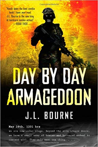 Day by Day Armageddon Audiobook - J. L. Bourne Free