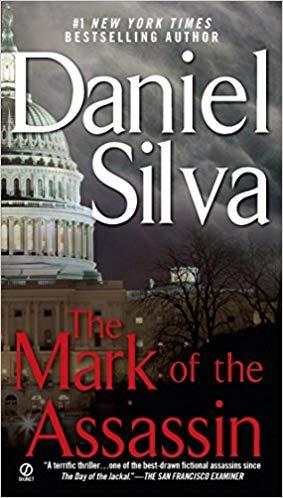 The Mark of the Assassin Audiobook - Daniel Silva Free