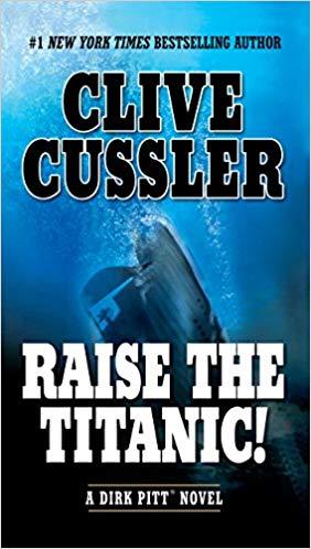 Raise the Titanic! Audiobook - Clive Cussler Free