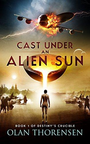 Cast Under an Alien Sun Audiobook - Olan Thorensen Free
