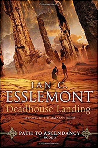 Deadhouse Landing Audiobook - Ian C. Esslemont Free