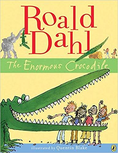 The Enormous Crocodile Audiobook - Roald Dahl Free